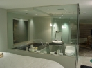 Frameless Bathroom